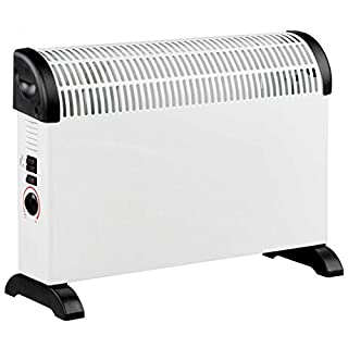 BARGAINS-GALORE® 2000W PORTABLE ELECTRIC THERMOSTAT CONVECTOR HEATER WINTER 2KW WALL MOUNTED FAN