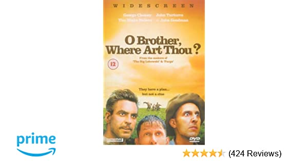 oh brother where art thou vs the odyssey