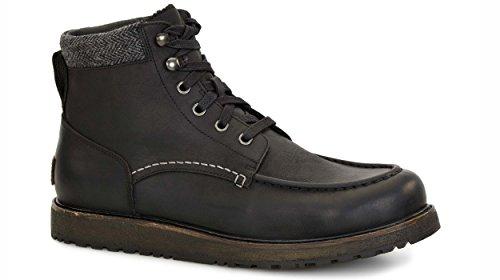 UGG m Merrick Nero Black Leather
