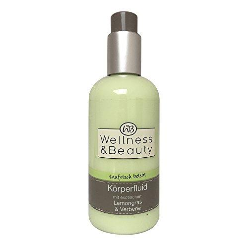 Wellness & Beauty Körperfluid mit Lemongras & Verbene 250ml