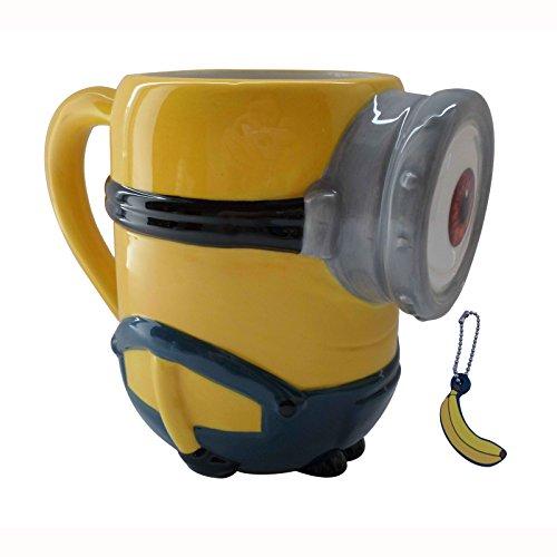Minions - Taza, diseño de Stuart en 3D