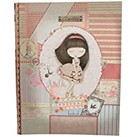 ARCHIVADOR A4 4 ANILLAS ANEKKE PATCHWORK SEASIDE