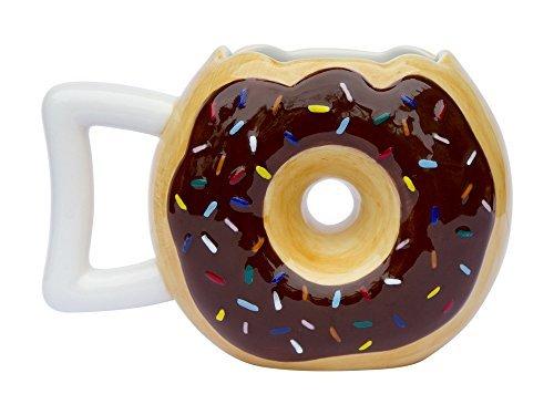 Taza Donut de Los Simpson