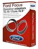 Ford Focus MK1Lautsprecher-Adapterringe für Vordertür 17cm/6,5Adapter