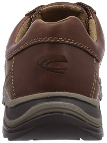 camel active Reload 11 Herren Sneakers Braun (Cigar)