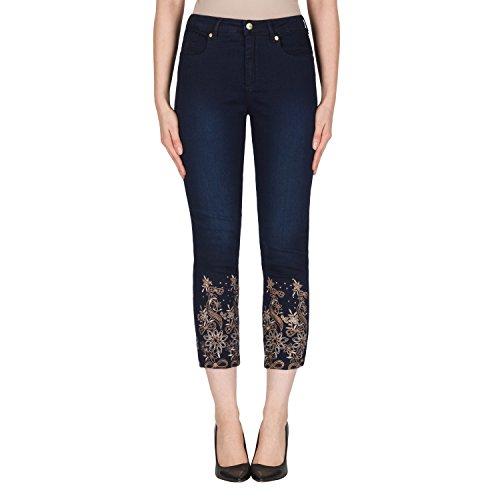 Joseph Ribkoff Spring 2018 Jeans Style 181959 Denim Blue