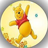 Fondant Tortenaufleger Tortenbild Geburtstag Winnie Pooh N17