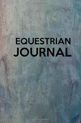 Equestrian Journal: Keep track o...