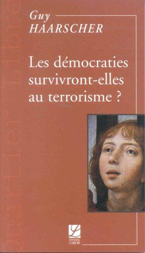 Les démocraties survivront-elles au terrorisme?
