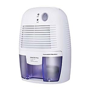 Victsing mini deumidificatore 500ml portatile e compatto - Umidita ideale in casa ...