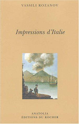 Impressions d'Italie