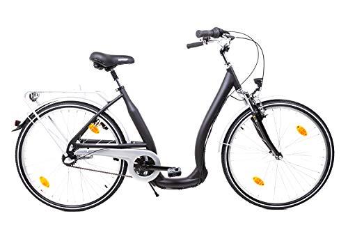 Sachsenring Fahrrad Cityfahrrad Cityrad Stadtrad Citybike City Bike Damenfahrrad Damenrad Damen 26 Zoll 3 Gang Biria