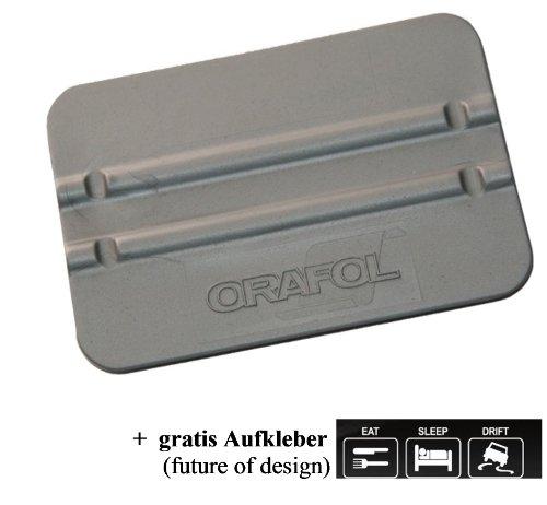 Orafol Rakel für Folien und Beschriftungen sowie Wandtattoos + gratis Aufkleber