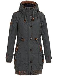 Naketano Female Jacket Becky Pupst V Dark Green, XS