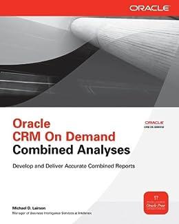 Como Descargar Torrent Oracle CRM On Demand Combined Analyses (Oracle Press) Formato PDF