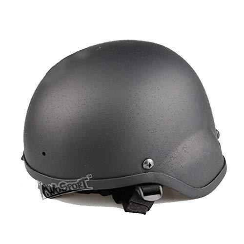 Bau Helm-Mütze Style Hard Hat, 4-Punkt-Ratsche Suspension Black Graphit Pattern...