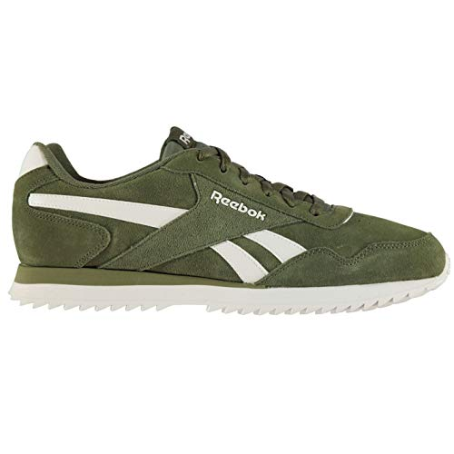 Reebok Herren Royal Glide Rpl Traillaufschuhe, Grün (Hunter Green/White 000), 44.5 EU -