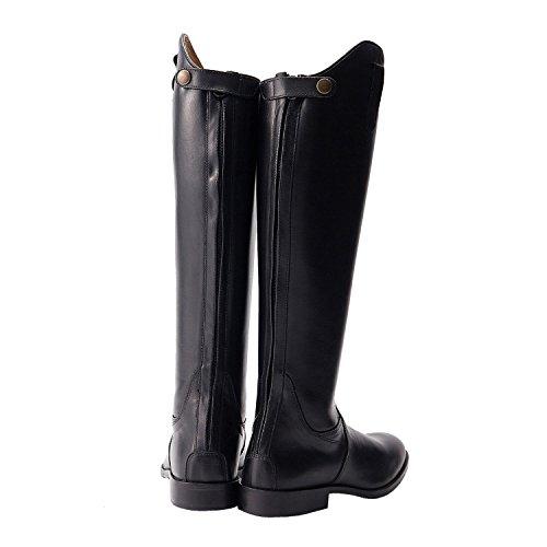 Shires, Stivali da equitazione uomo Black