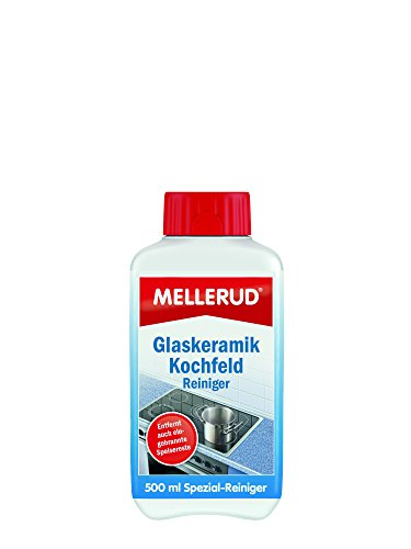 Preisvergleich Produktbild MELLERUD Glaskeramik Kochfeld Reiniger 0,5 L, 2001002275