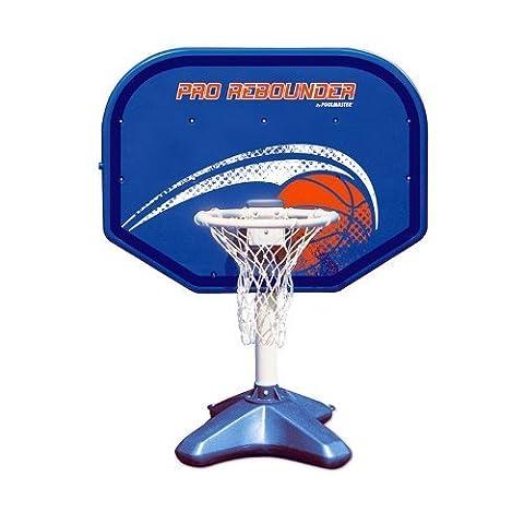 Poolmaster 72794 Pro Rebounder Adjustable Poolside Basketball Game by Poolmaster