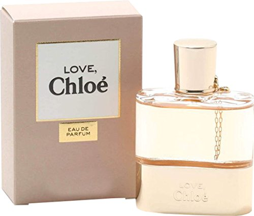 Love chloe 50 ml eau de parfum profumo spray per donna con sacchetto regalo