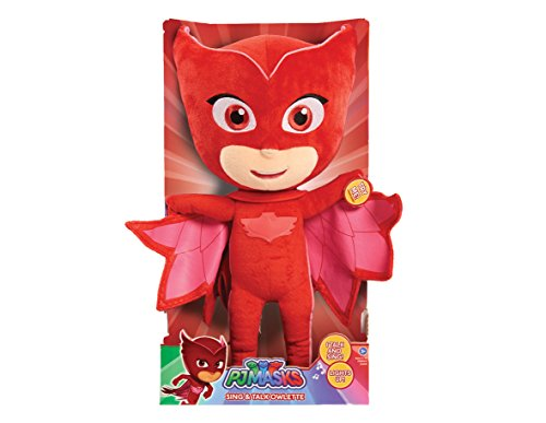 JP PJ Masks Owlette Feature Plush Figure