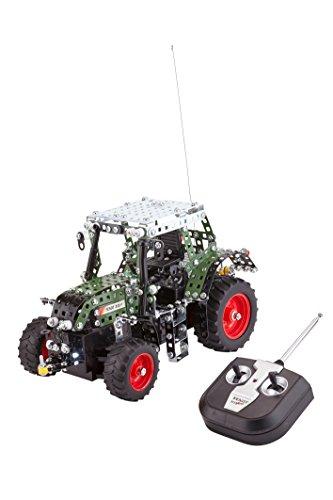 RC Traktor kaufen Traktor Bild 1: Metallbaukasten RC Traktor Fendt Vario 313 - 574 Teile 1:24 LED Komplett-Set Werkzeug ab 12 Jahren Anleitung Erwachsene Metallbaukästen Metallbautechnik Lernfeld Tronico*