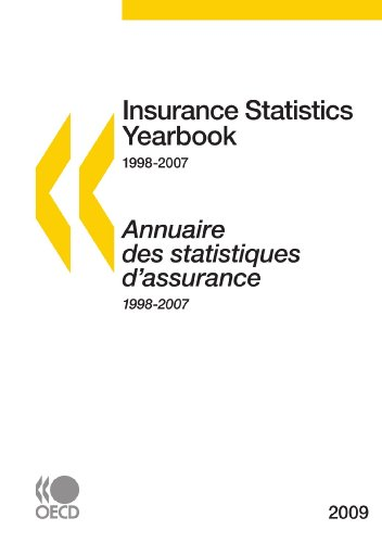 Insurance Statistics Yearbook 2009: Edition 2009 par OECD Organisation for Economic Co-operation and Development