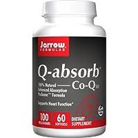 Jarrow Formulas - Q-assorbire Co-Q10 100 mg. - 60 Softgels