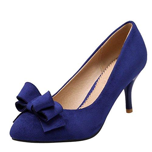 MissSaSa DONNA SCARPE BELLE Blue