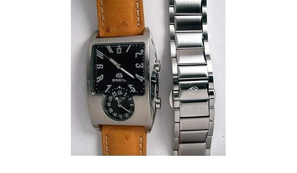14c13bc6fc2 Breil 2519340505 79128 - Wristwatch: Amazon.co.uk: Watches