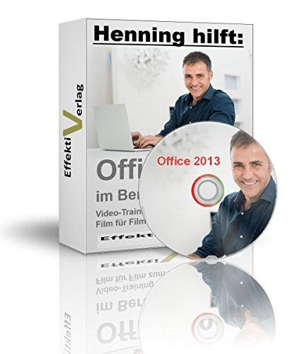 Microsoft Office 2013 im Beruf, Video-Training in Full-HD auf DVD, für ein ganz neues Level (Avatar Hd)