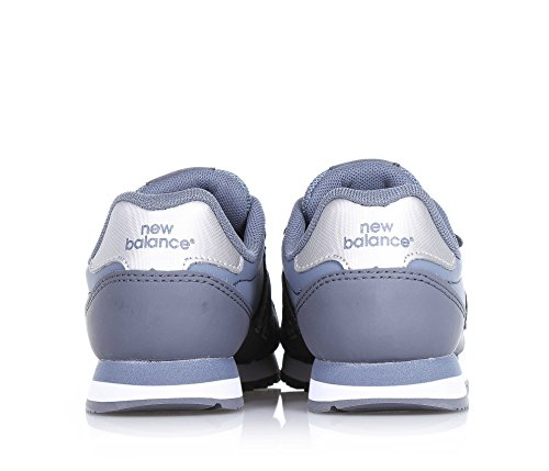 Et De Balance Tissu Avec New Sport En Bleue Chaussure Microfibre O0E7wx