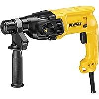 Dewalt D25033K SDS Plus 3-Mode Hammer, 240 V, Black/Yellow, Set of 4 Piece