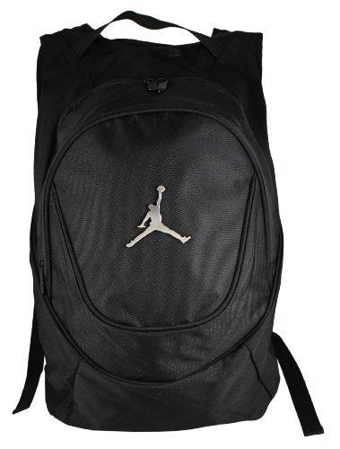 Nike Jordan Jumpman 23 Round Shell Style Backpack - Black -