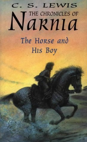 Book cover for The Horse and His Boy