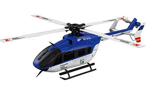Aviotiger RC Helikopter Robbe EC145 K124 6 Kanal, 2,4GHz Hubschrauber