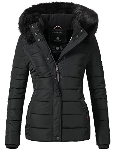 Navahoo Damen Winter Jacke Steppjacke Miamor 9 Farben XS-XL