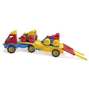 Dantoy 2285Camión (Camiones) con Colgante y vehículos