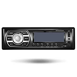 Amaseaudio-Single-Din-LED-Bluetooth-Freisprecheinrichtung-MP3-WMA-DAB-FM-Autoradio-Stereo-USB-SD-Subwoofer-BT-AUX-RCA-Lossless-Digital-Audio-Broadcast-Player
