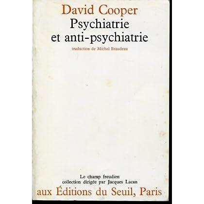 Psychiatrie et antipsychiatrie