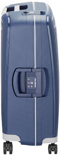 Samsonite S'Cure Spinner 69/25 Koffer, 69cm, 79 L, Dark Blue - 5
