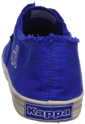 Kappa 241595, Baskets mode mixte adulte Multicolore (6042 Blue/Sand 6042 Blue/Sand)