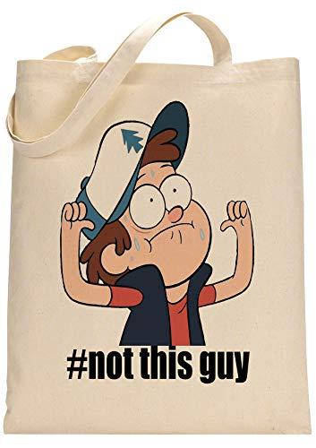 Gravity Falls Fan Custom Made Tote Bag