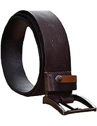 Ted Baker Men's Chocolate Patsee Belt