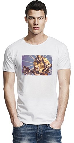 Borderlands 2Captain Scarlett and Her Pirate's Booty Enemey Raw Edge-T-Shirt X-Large
