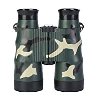 Sansund 6 x 36 Double Tube Children Toy Telescope Color Mixing Binoculars Outdoor Telescope