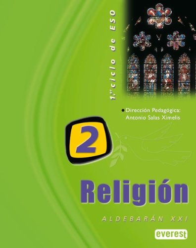 Religión 2º ESO. Proyecto Aldebarán XXI: 1er ciclo de E.S.O. - 9788424181208