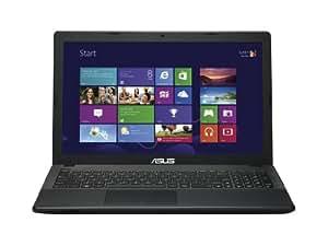 Asus X551MA-SX030H 15.6-inch Notebook (Intel Celeron N2815 1.86GHz, 4GB DDR3 RAM, 500GB HDD, DVD-RW, Wi-Fi, Webcam, Bluetooth, Windows 8 64-bit)