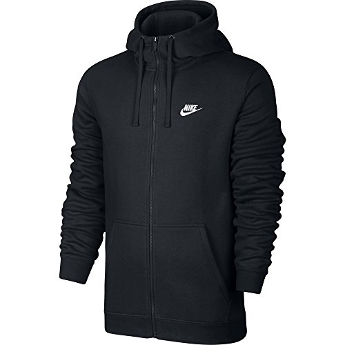 Nike Men's Club Fleece Full Zip Hoodie